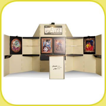 Stand Ministand M02