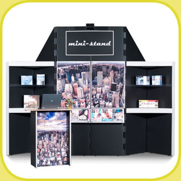 Stand Ministand M09