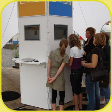 Stand Ministand M109