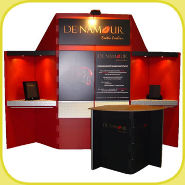 Stand Ministand M23