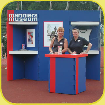 Stand Ministand M26