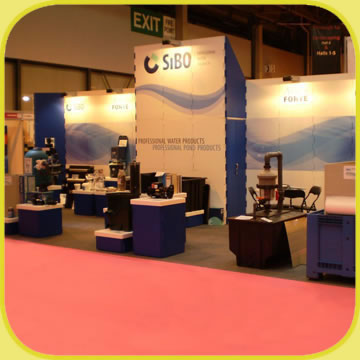 Stand Ministand M40