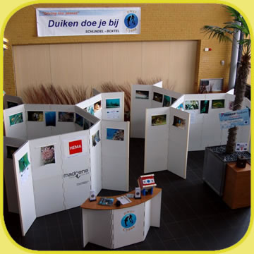Stand Ministand M50