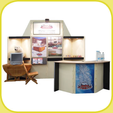 Stand Ministand M53