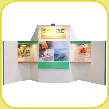 Stand Ministand M66