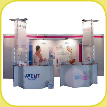 Stand Ministand M73