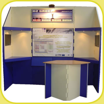 Stand Ministand M76